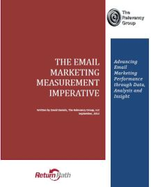 The Email Marketing Measurement Imperative