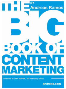 The Big Book on Content Marketing