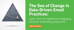 The Sea of Change in Data-Driven Email Practices
