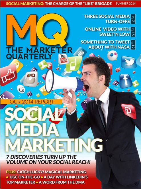 The Marketer Quarterly - Issue 314