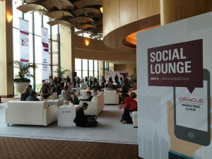 Oracle Social Lounge