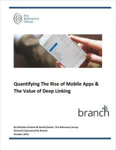 Branch Deep Linking