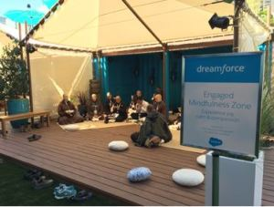 Dreamforce monks