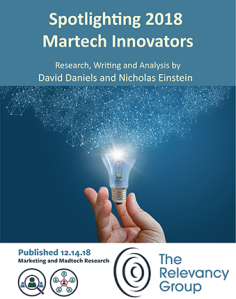 Spotlighting 2018 Martech Innovators
